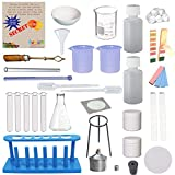 JUNIOR SCIENTIST Boy's and Girl's Chemistry LAB Utility 2 for School Activity Project