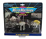 Star Wars Micro Machines Empire Strikes Back with Tie...