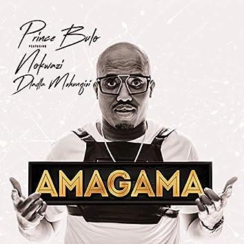 Amagama (feat. Nokwazi Dlamini, Dladla Mshunqisi)