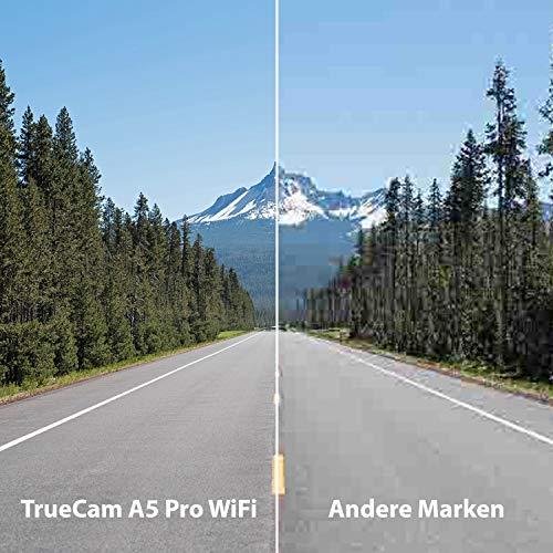 TrueCam A5 Pro Wifi Gps Dashcam - 6