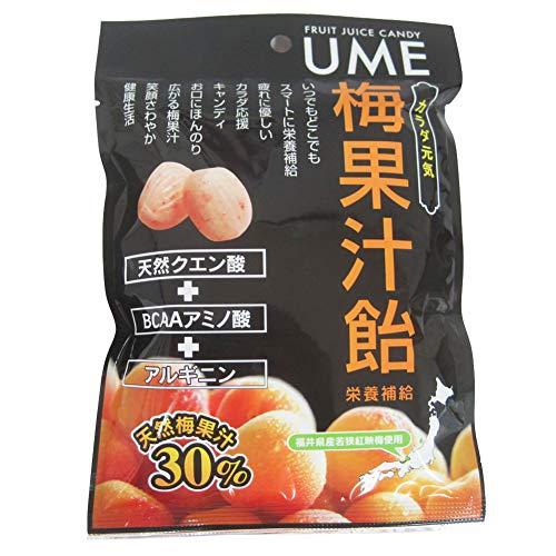 若狭物産協会:梅果汁あめ お得袋500g×3袋
