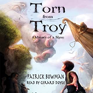 Torn from Troy: Odyssey of a Slave cover art