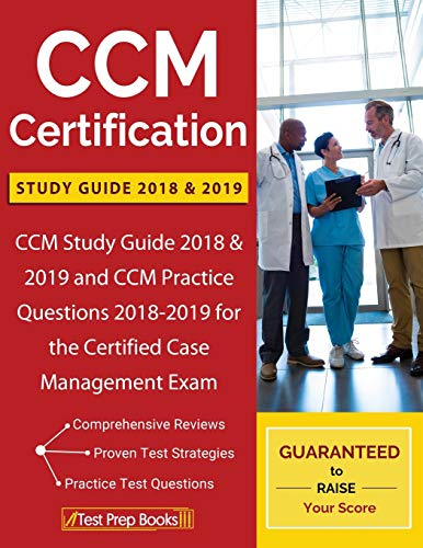 CCM Certification Study Guide 2018 …