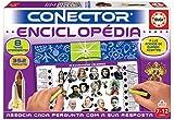 Educa 17287 Conector Jogo Educativo para crianças. Aprenda a enciclopedia. + 7 Anos. Ref