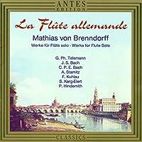 Flute Allemande/Works for Solo Flute