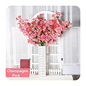 Artificial Bougainvillea Flower Silk Artificial Flower Wedding Decoration DIY Party Decoration Flower Wall Garland
