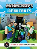 Minecraft pour les débutants - Un guide de survie étape par étape - Livre officiel Mojang - De 9 à 14 ans