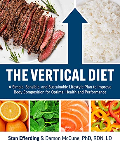 Compare Textbook Prices for The Vertical Diet  ISBN 9781628601343 by Efferding, Stan,McCune Ph.D.  RDN  LD, Dr. Damon