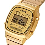 Montre Mixte Casio Collection LA670WEGA-9EF