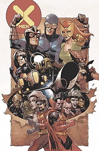 X-Men by Jonathan Hickman Omnibus
