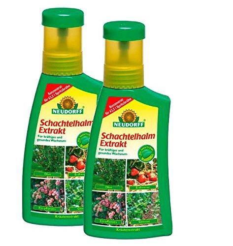 Neudorff Schachtelhalm Extrakt 500 ml Vorteilspackung (2× 250ml)