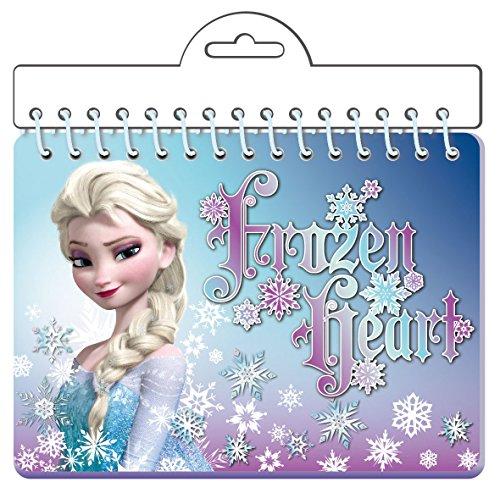 Disney Frozen Elsa Frozen Heart Autograph Book