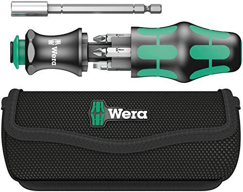 Kraftform Kompakt 28 mit Tasche, 7-teilig, Wera 05134491001