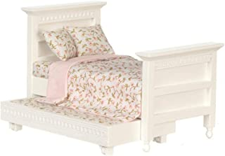Aztec Imports, Inc. Dollhouse Miniature French Country Trundle Bed