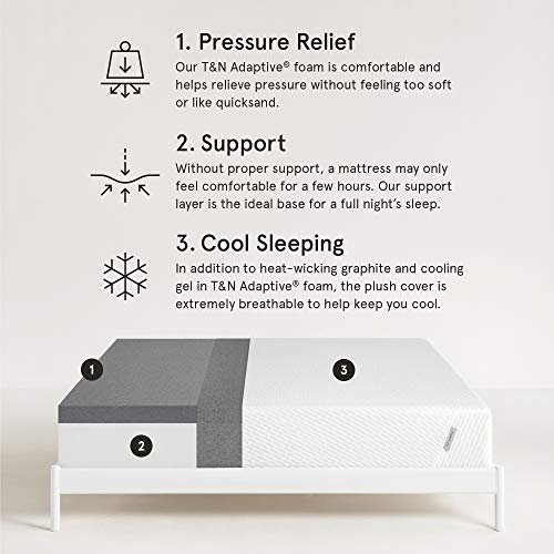 Tuft & Needle Cal King Mattress Bed in a Box