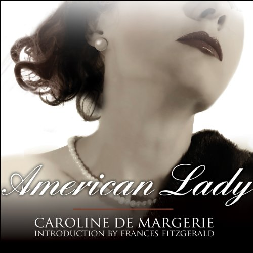 American Lady audiobook cover art