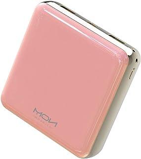 MOXNICE Power Bank bärbar telefonladdare 20 000 mAh, mindre och lättare 2 000 batteripaket med 2 utgångar för iPhone, Sams...