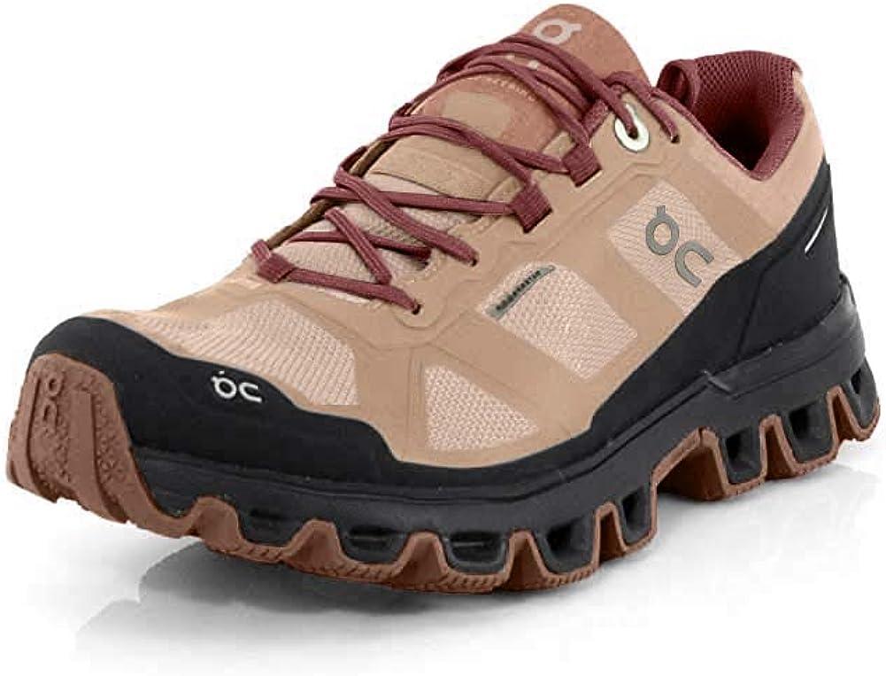 ON Cloudventure Waterproof Trail Running Shoe - Women's