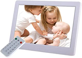 Digital Photo Frame,15 inch 1280×800 High Resolution with Remote Control for SD, USB Various Display Modes MP3 / MP4 Playe...