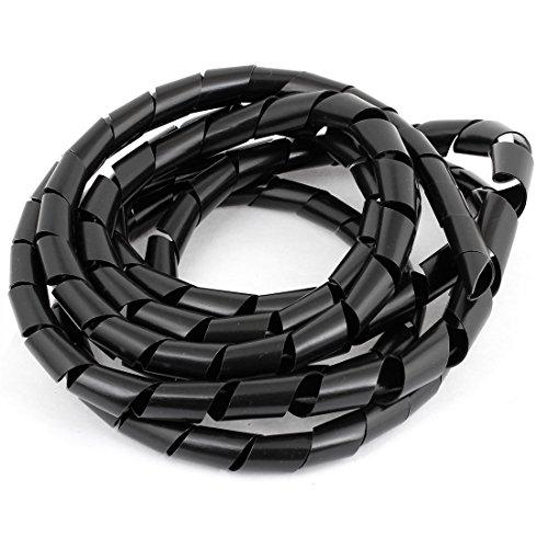 4.2M largo de polietileno PE 16 mm Diámetro cable en espiral del...