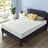 ZINUS 8 Inch Green Tea Pressure Relief Gel Memory Foam Mattress/Cooling Mattress/Zoned Airflow Design/Bed-in-a-Box, Queen