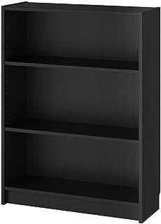IKEA Billy Bookcase Black Brown 702.638.42 Size 31 1/2x11x41 3/4