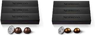Nespresso Capsules VertuoLine, Intenso, Dark Roast Coffee, 30 Count Coffee Pods, Brews 7.8oz & Capsules VertuoLine, Double...