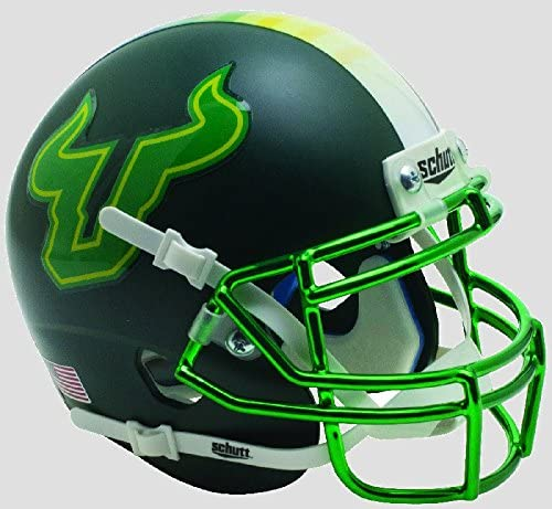 Schutt NCAA South Free shipping on posting reviews Florida Bulls On-Field New product type Football H XP Authentic