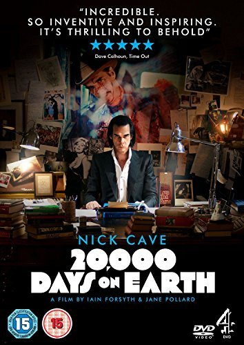 20,000 Days on Earth [DVD] by Nick Cave
