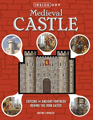 Image of Inside Out Medieval Castle: Explore the Ancient Fortress Behind the Iron Gates!