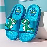 Perferct Zuecos Cross Mujer,Zapatillas Infantiles de Verano Pikachu, Zapatos de jardín de baño de bebé y Femenino para bebé, Sandalias de Playa sin deslizamiento-35 (22.5cm / 8.85')_GRAMO