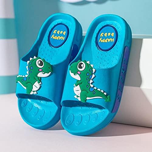 Perferct Zuecos Cross Mujer,Zapatillas Infantiles de Verano Pikachu, Zapatos de jardín de baño de bebé y Femenino para bebé, Sandalias de Playa sin deslizamiento-35 (22.5cm / 8.85