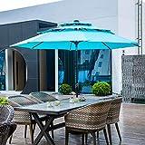 Windproof Patio Umbrellas