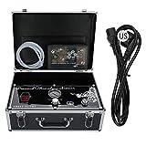 Heavy Duty Skin Rejuvenation Instrument, Durable Beauty Machine, Desktop Diamond for Personal Home Salon(US standard 110V)
