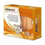 Abdoser - 16 sticks - Elimina la grasa acumulada en abdomen y muslos - Adelgazante con OB-X y Forskolina - Quemagrasas - Detox - Caja 16 sobres - 1 al dia