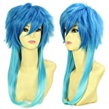 Weeck Anime Long Dramatical Murder Dmmd Seragaki Aoba Blue Cosplay Wig