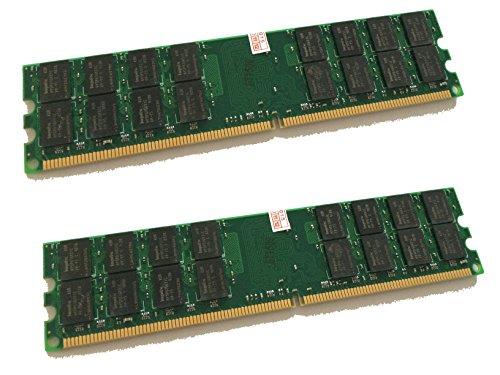 Memorycity - Memoria RAM DDR2 (8 GB, 800 MHz, 2 módulos de...