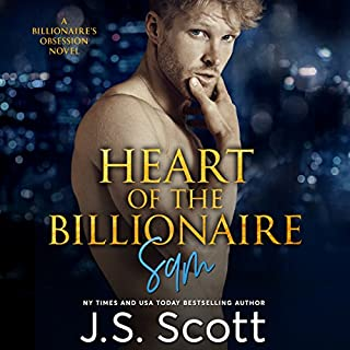 Heart Of The Billionaire audiobook cover art