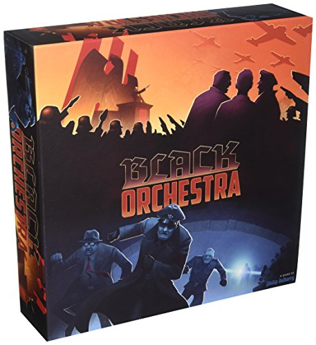 Game Salute Spiel Salute schwarz Orchestra Second Edition