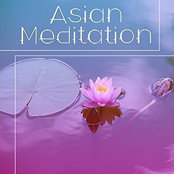Asian Meditation – Zen Music Collection, Yoga Training, Peaceful Mind, Deep Meditation