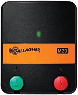 gallagher wrangler electric fence energizer