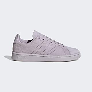 adidas Advantage Women's Sneaker, Mauve/Matte Silver/Mauve
