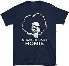 Straight Cash Homie T-Shirt Vikings Patriots Minnesota Football Randy Moss Gift