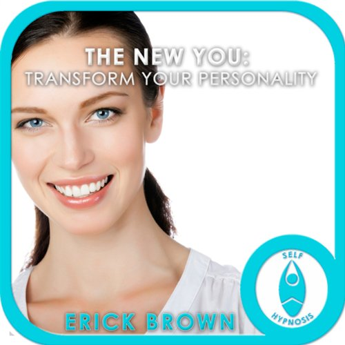 The New You - Transform Your Personality Titelbild