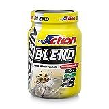 ProAction Protein Blend - Barattolo da 900 g (Stracciatella)