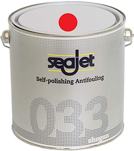 Seajet 033 / Shogun Antifouling 2500 ml rot