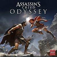 Assassin's Creed Odyssey 2021 Calendar