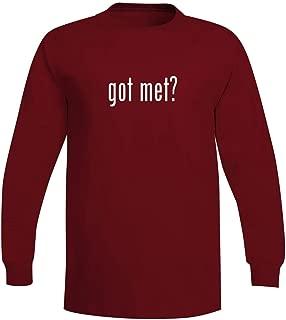 got met? - A Soft & Comfortable Men's Long Sleeve T-Shirt