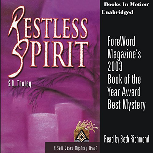 Restless Spirit audiobook cover art