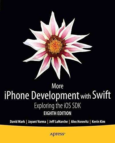 Image Of(More IPhone Development With Swift 2015 : Exploring The IOS SDK)] By (author) Alex Horovitz ] Published On (July, 2015)